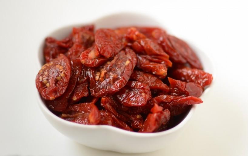 Рецепт Дип из вяленых помидоров