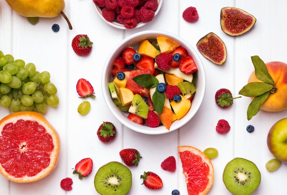 Цитрусовые фрукты и ягоды