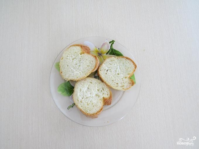 Рецепт Простые бутерброды на скорую руку