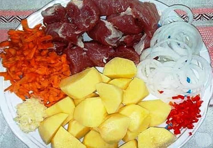 Рецепт Вкусное мясо в мультиварке