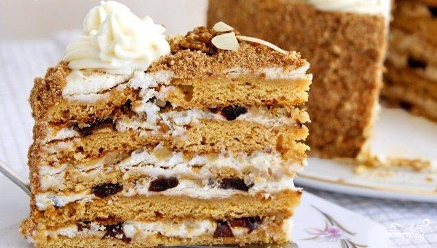 """Торт """"Арлекин"""""""