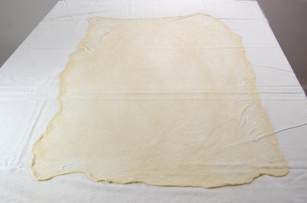 Тесто для штруделя - фото шаг 6