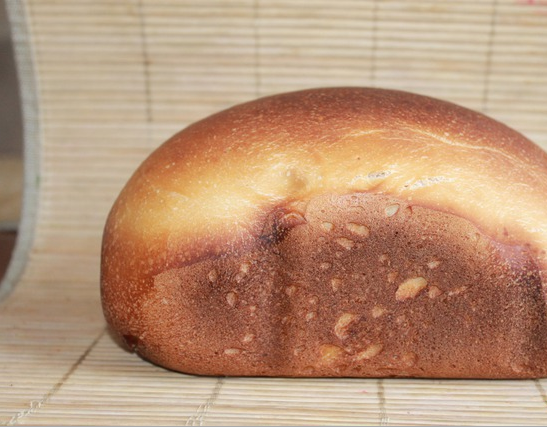 Сдобное дрожжевое тесто в хлебопечке - фото шаг 4