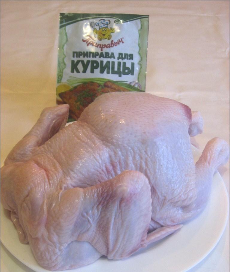 Рецепт Курица гриль в духовке