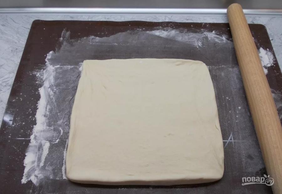 Французское слоеное тесто - фото шаг 5