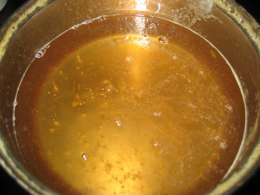 Варенье из персиков на зиму - фото шаг 5
