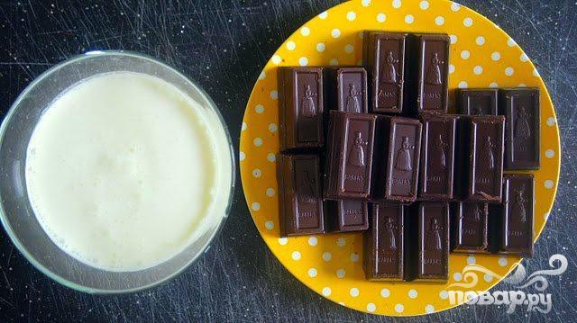 Шоколадный торт Черный лес - фото шаг 4
