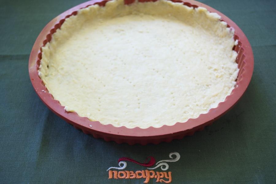 Лоренский пирог с курицей - фото шаг 7