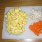 Рецепт Картофельный суп-пюре с сыром