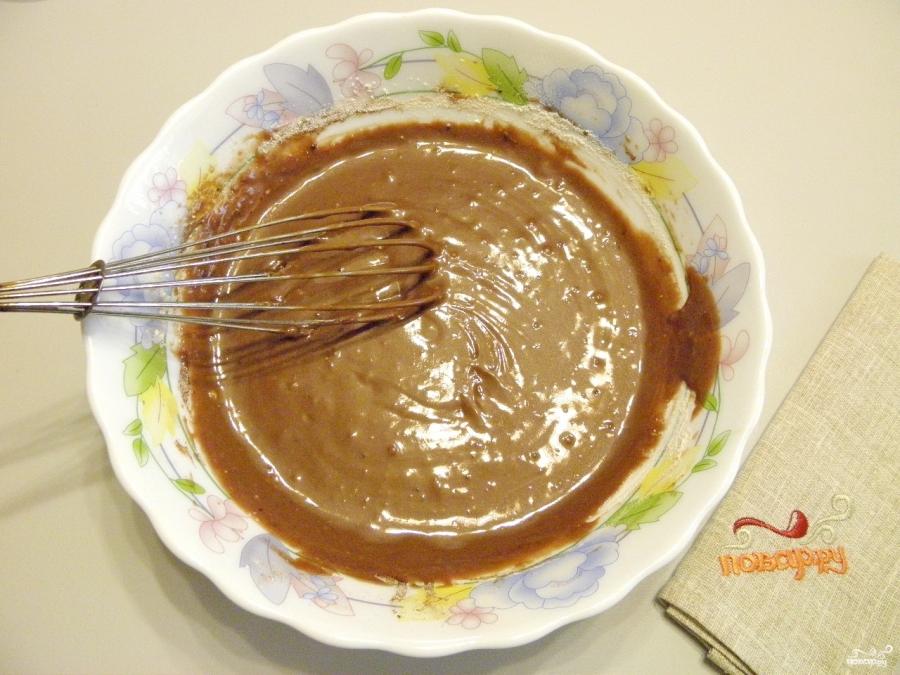 """Вишневый торт """"Наслаждение"""" - фото шаг 4"""