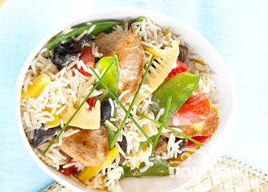 Рецепт Азиатское рагу