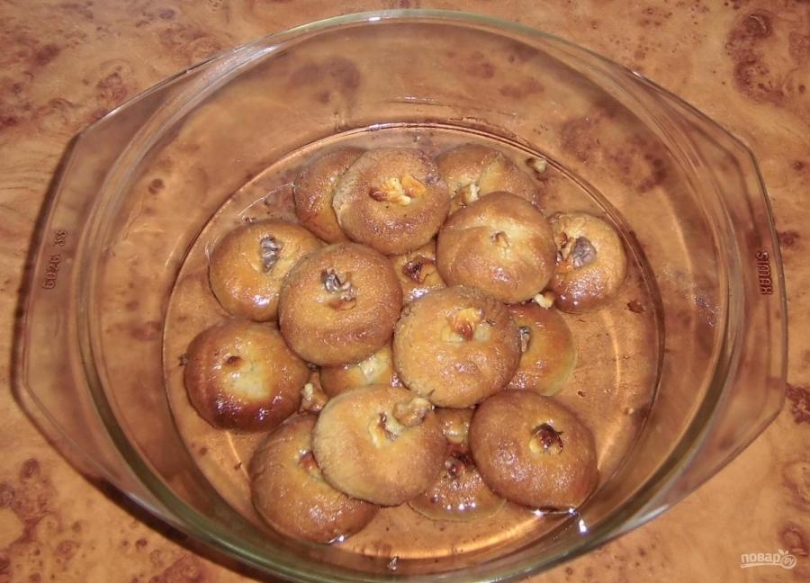 Восточное печенье - фото шаг 5
