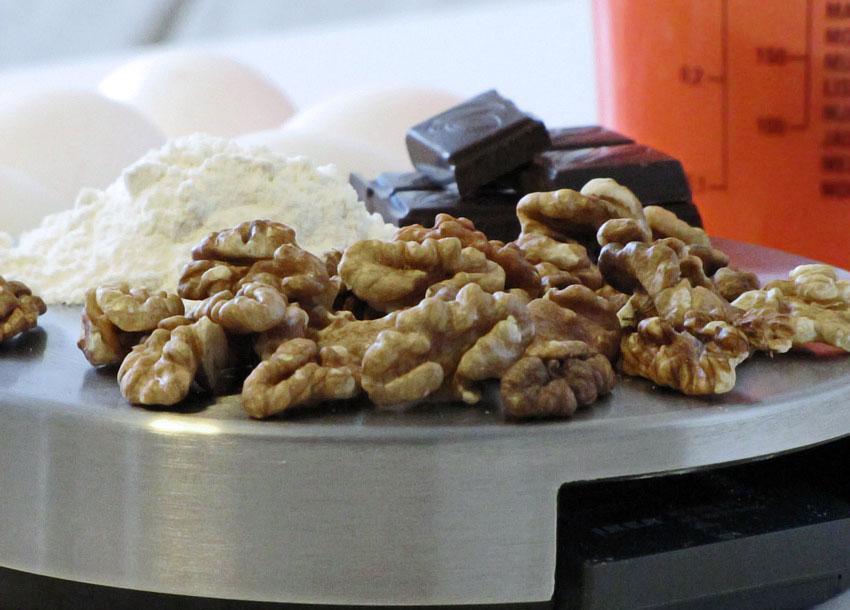 Итальянский ореховый торт - фото шаг 1