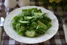 Диетический салат с пекинской капустой