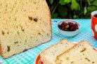 Кекс в хлебопечке (просто и легко)
