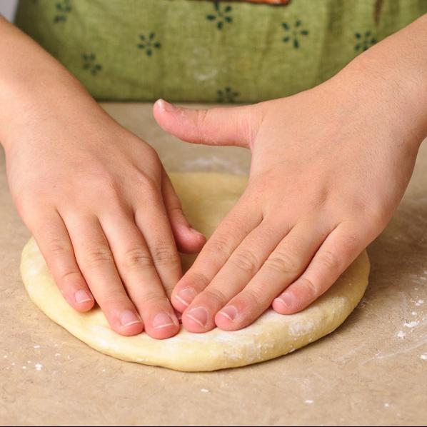 "Турецкая пицца ""Пайд"" - фото шаг 7"