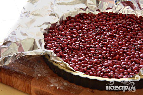 Миндальный пирог с грушами - фото шаг 6