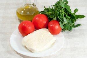 Салат с адыгейским сыром - фото шаг 4