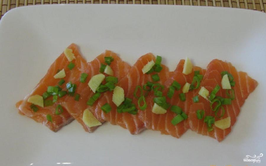 Рыба по-японски - фото шаг 6