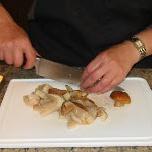 Жареные грибы - фото шаг 1