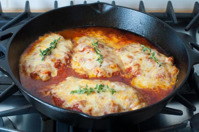 Куриное филе по-тоскански - фото шаг 7