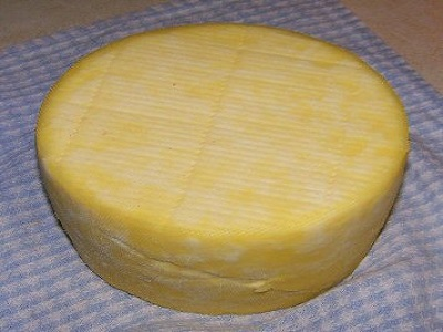 Голландский твердый сыр в домашних условиях - фото шаг 9