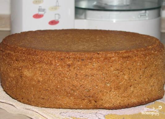 Торт с орехами - фото шаг 4