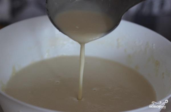 Блины на молочной сыворотке - фото шаг 4