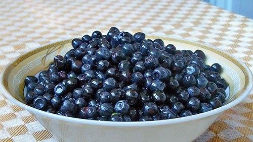 Рецепт Варенье из черники без стерилизации