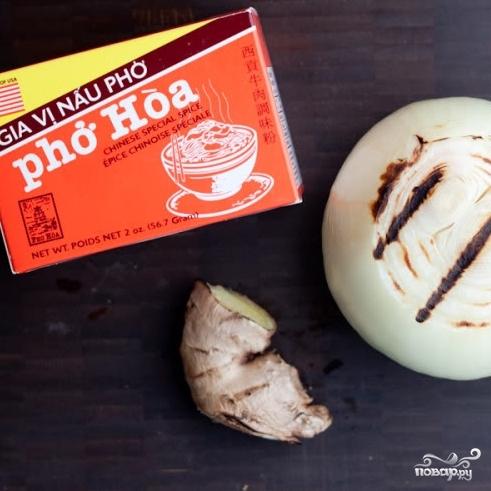 Вьетнамский суп Фо - фото шаг 3
