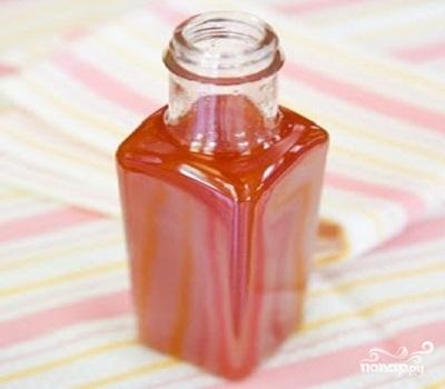 Сироп из арбузного сока