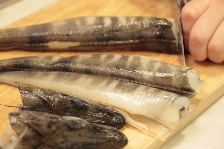 Жареная ледяная рыба - фото шаг 2
