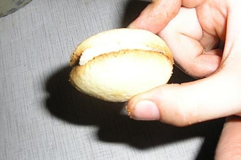 "Печенье ""Желуди"" - фото шаг 4"