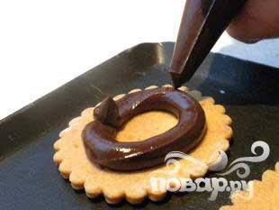 Сэндвич печенье - фото шаг 5