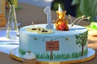 Торт на один годик девочке