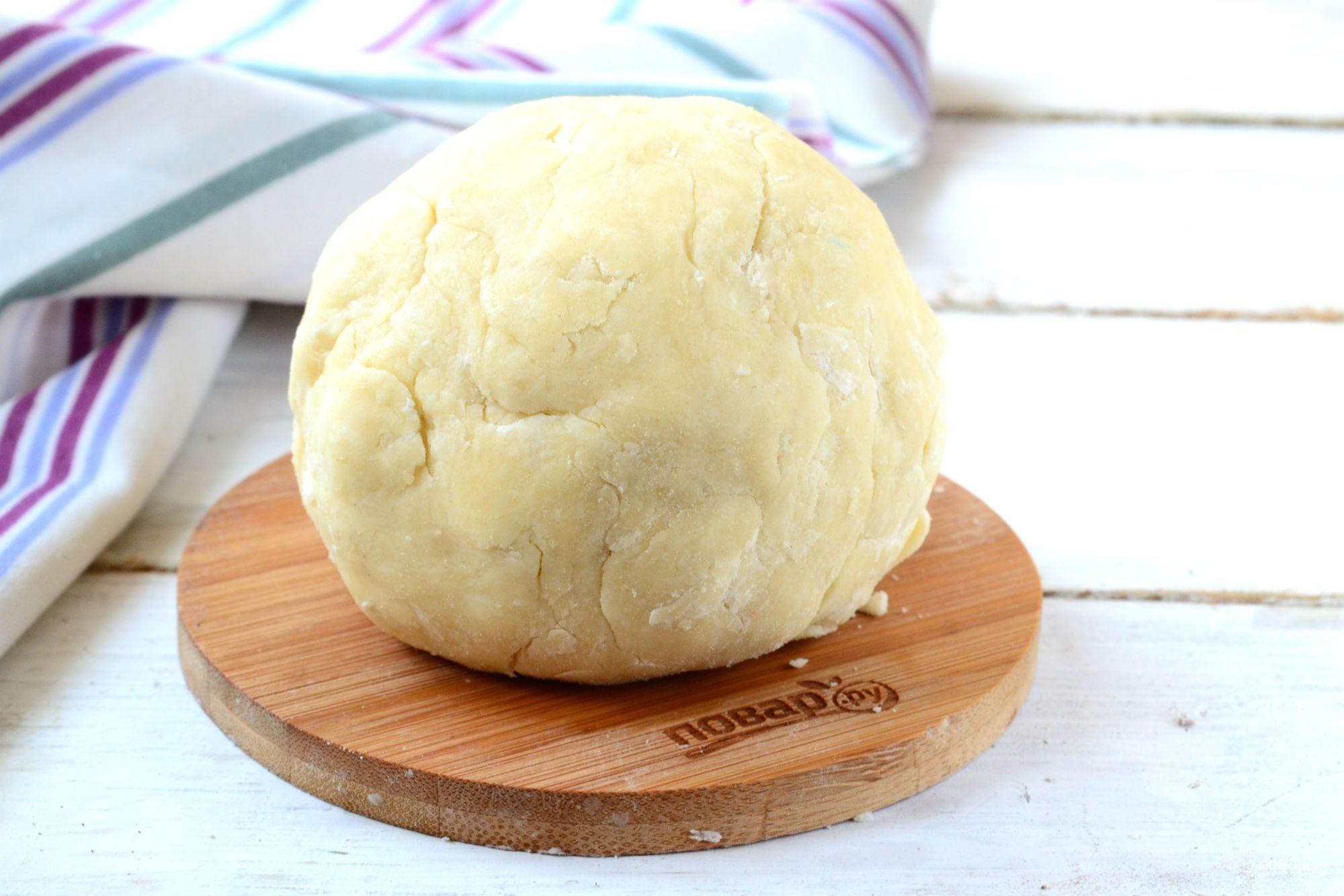 Слоёное тесто в домашних условиях быстрого приготовления пошагово