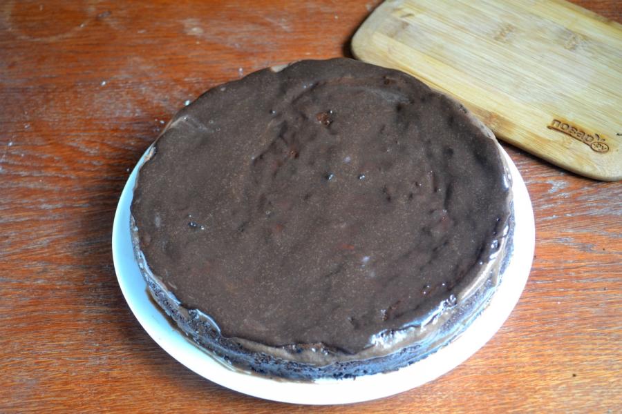 Пражский торт - фото шаг 13