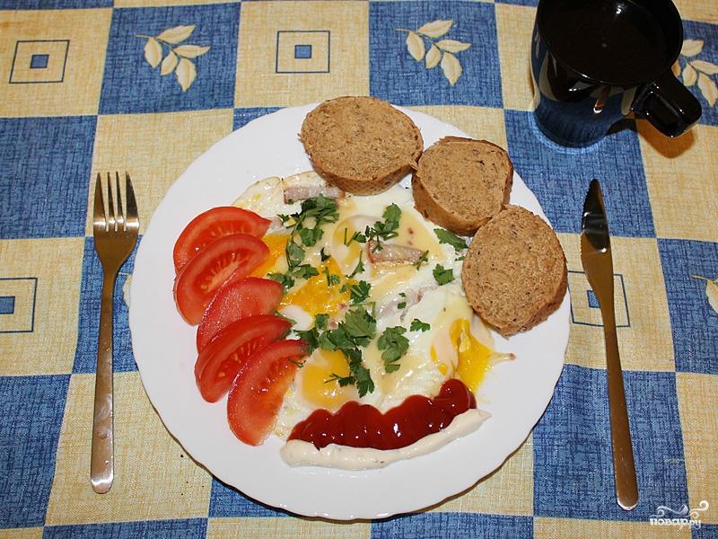 Завтрак чемпиона - фото шаг 6