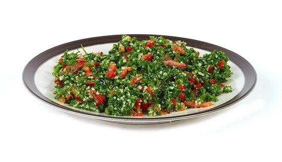 Рецепт Салат из чечевицы с сельдереем