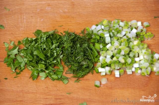 Постный суп из брокколи - фото шаг 8