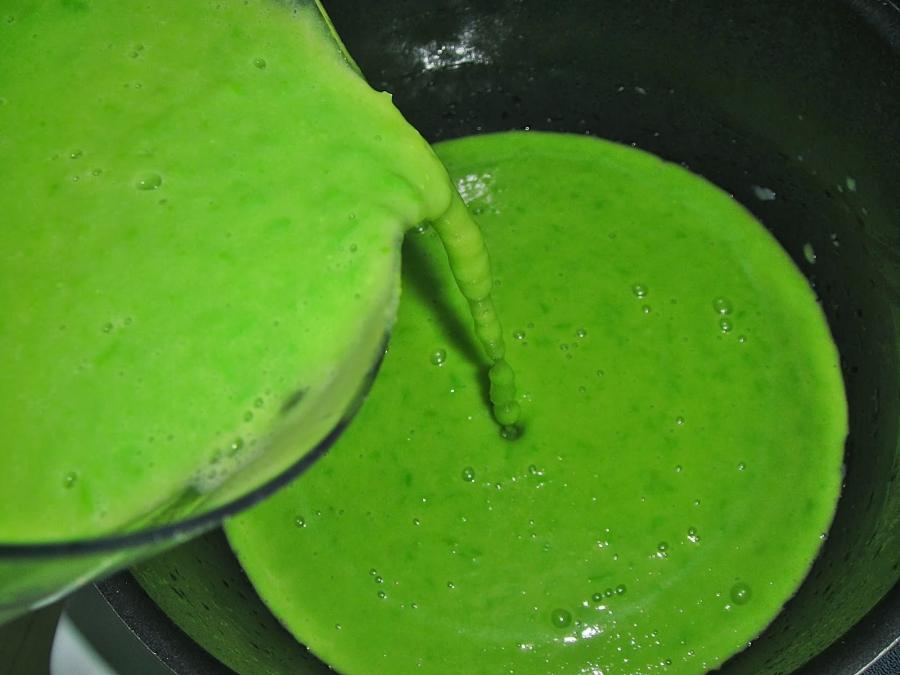 Суп замороженного горошка рецепт с фото