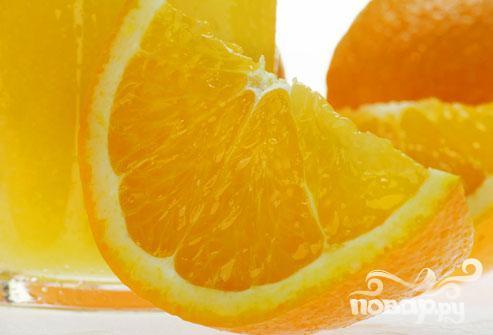 Витаминный напиток из киви, апельсина, винограда и манго - фото шаг 2