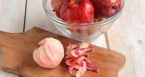 Шоколадное яблочное пюре на зиму - фото шаг 1