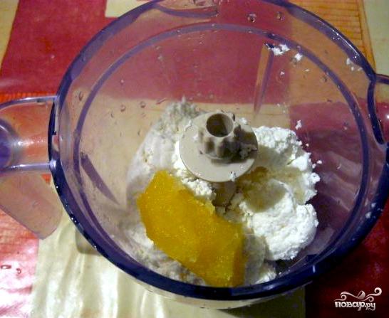 Блинный торт с медом - фото шаг 4