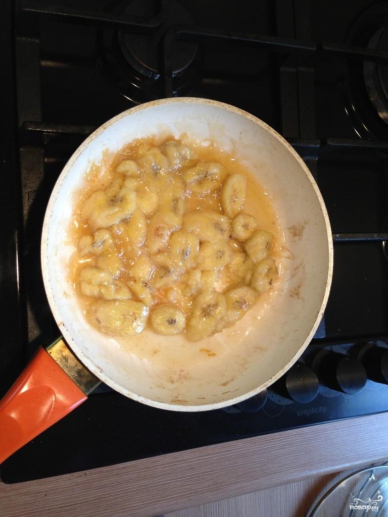 Бананы жареные - фото шаг 6