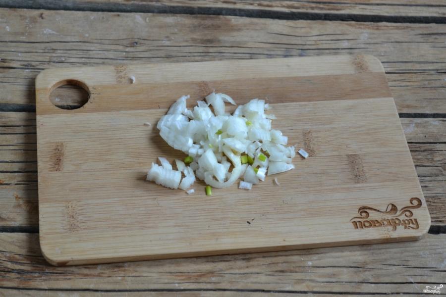Котлеты из брокколи и цветной капусты - фото шаг 2