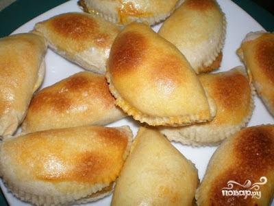 Пирожки быстрого приготовления