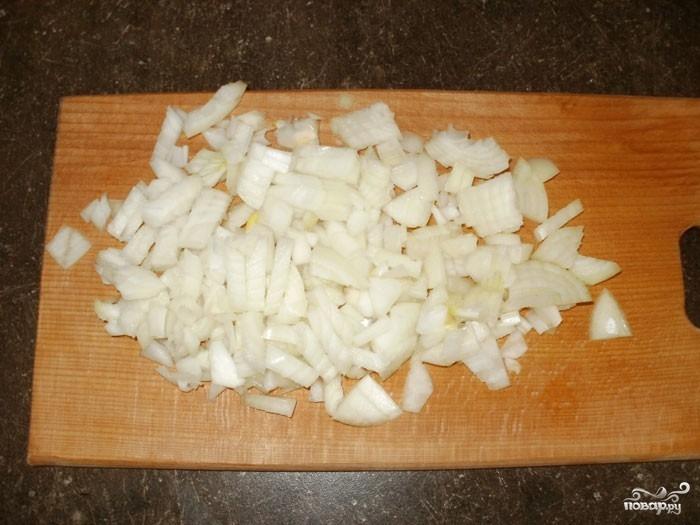 Грибной соус со сливками - фото шаг 3