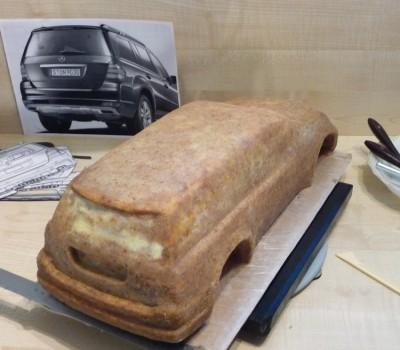 """Торт """"Гелендваген"""" - фото шаг 4"""