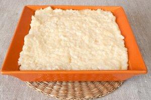 Рисовый пудинг с яблоками - фото шаг 5